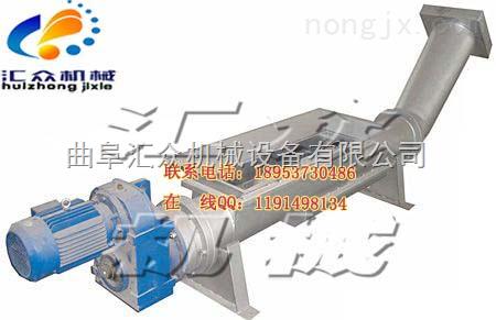 污泥螺旋压榨机,污水处理设备