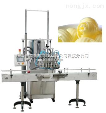 直線型粘稠液體包裝|蜂蜜包裝機|油脂包裝機