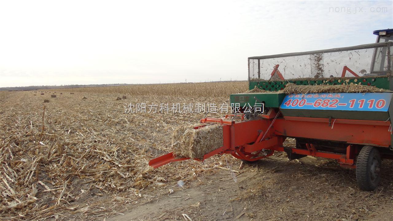 9YFQ-19型玉米打捆机