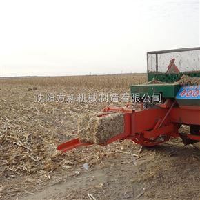 新型水稻秸秆打捆机