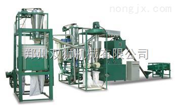 小型面粉加工设备 面粉加工厂家