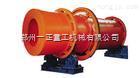 河北邢台推荐郑州一正重工复合肥包膜剂回转式包膜机有机肥亮光剂