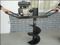 不同规格打坑机 拖拉机挖坑机,旋转式挖坑机