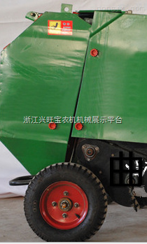 大型玉米秸秆打捆机  自走式收割打捆机价格