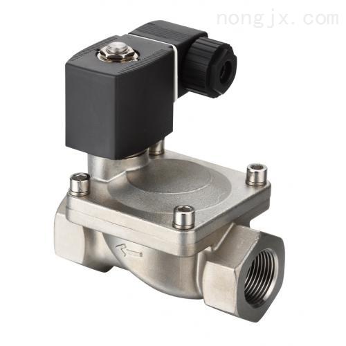 不锈钢电磁阀(2211025cr)-宁波全佳气动元件制造有限