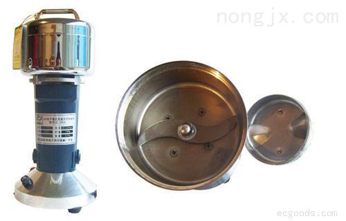 小型高速中药粉碎机(新型,配密闭筛)