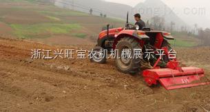 水稻秸稈還田,稻麥秸稈還田機,;172型秸稈還田機 錘爪式秸稈還田機報價