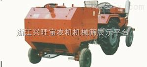 大型棉花秸秆收获机 面糊秸秆收集机 乌鲁木齐棉花秸秆回收机