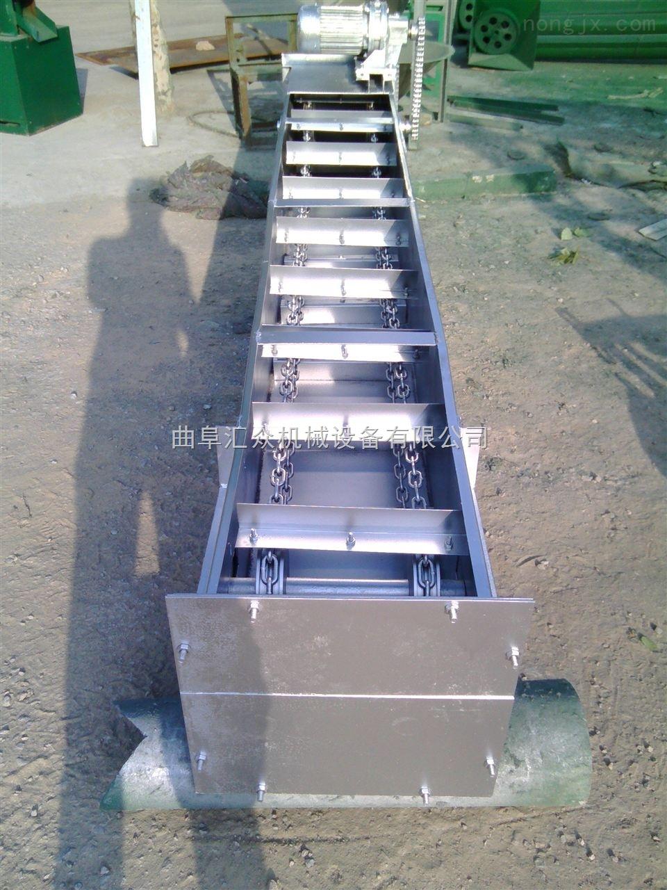 刮板散料输送设备,埋刮板输送机,链条式输送机