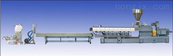厂家直销,品质保证 专业生产 PE 塑料挤出造粒机 A53 140/140