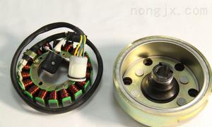 摩托车磁电机:西湖90(XH90)