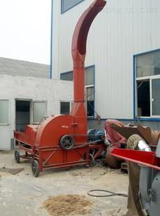 自动进料粉碎机铡切粉碎机锯木粉碎机小型药物粉碎机新阳