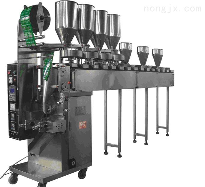 供应挂线带标签袋泡茶茶叶包装机、有线有标签茶叶包装机