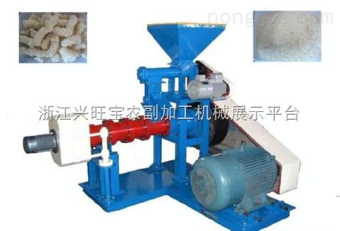 供应粮食膨化机 鱼饲料膨化机 秸秆饲料膨化机