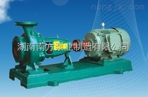 单级离心泵柳州水泵厂家卧式单吸单级离心水泵南方泵业单吸离心泵