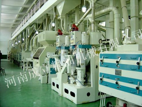 大米加工设备 打米机 大米加工机械