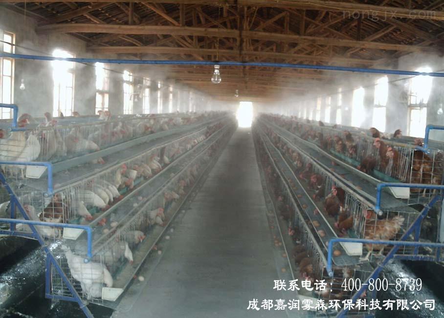 成都养殖场降温设备
