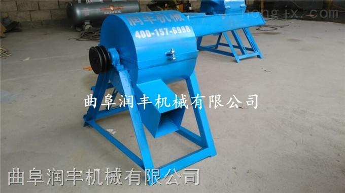 青秸秆打浆机,小型饲料打浆机