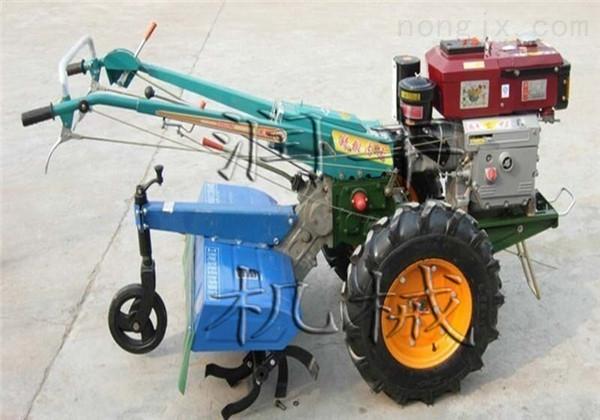 农用旋耕机 转向微耕机 稻田微耕机