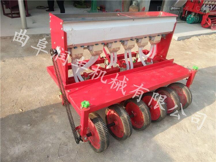 zui新型小麦播种机 免耕施肥播种机
