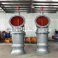立式半调节轴流泵_出厂检测