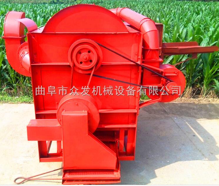 宝鸡小麦脱粒机 多功能收获机械 小型小麦脱粒机