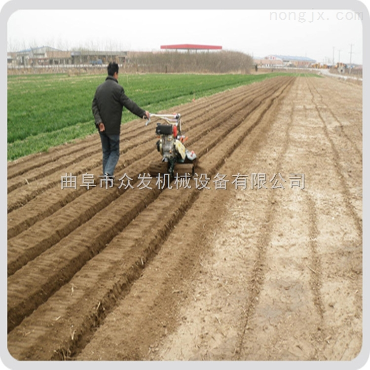 东营大功率田园管理机 大葱大姜土豆培土机