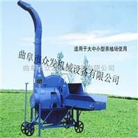 大型自动进料铡草机