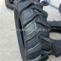 拖拉机后轮人字形轮胎16.9-28农用四轮车轮胎价格