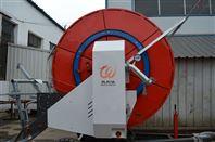 微利诚小型喷灌机 卷盘式 移动式喷灌机移动喷灌设备 农业灌溉