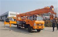 10噸吊車多少錢山東龍祥吊車