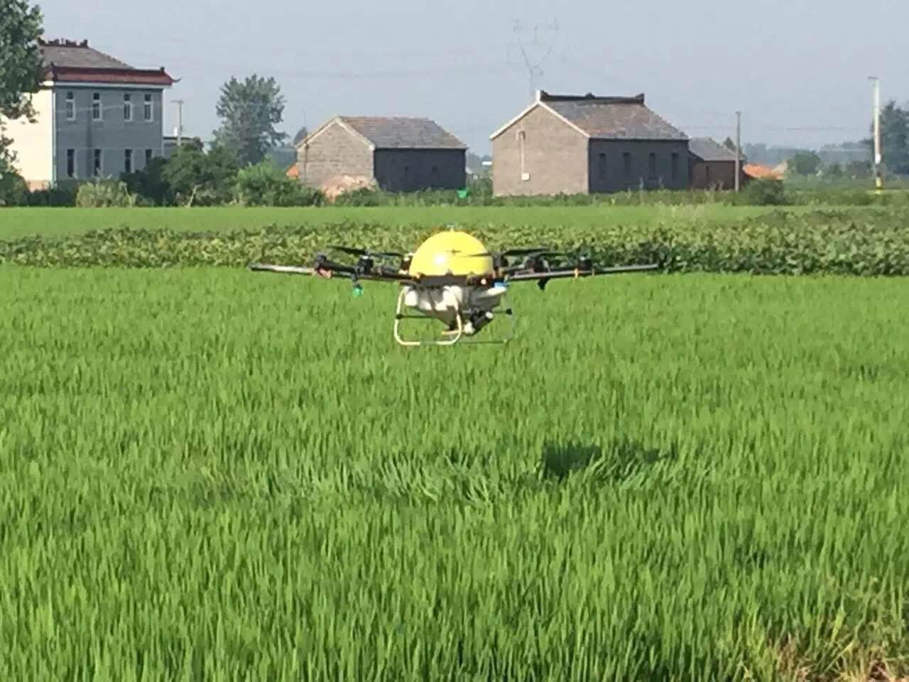农业部出国家性政策积极支持农业植保无人机发展